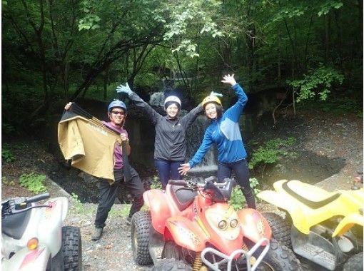 【長野・伊那谷】森林コースをバギーで走ろう♪オフロードバギーツアー体験の紹介画像