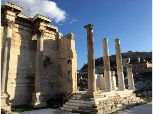 [Live broadcast from Athens, Greece! ] Limited to July 24th! Guide to the ruins and the old townの紹介画像