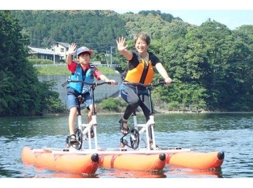 【三重県・大台町】奥伊勢湖で欲張りSUPクルージング 小さなお子様も参加可能の紹介画像