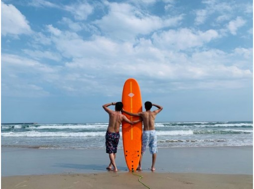 【福島・いわき市】サーフィンスクール~初心者大歓迎!この夏始めてみませんか?