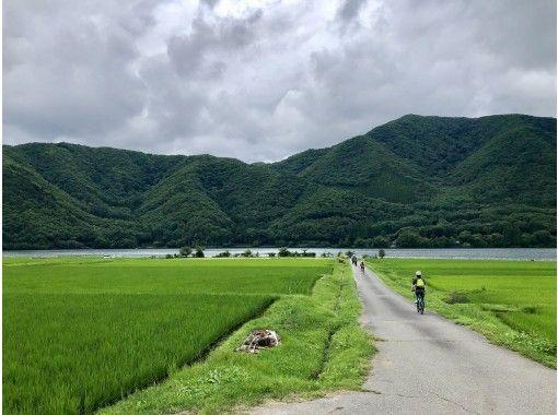 【長野県・大町市】e-bikeでラクラク!『北アルプス国際芸術祭を巡ろう!信濃おおまち観光サイクリングツアー』の紹介画像