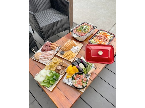 [Tokyo, Izu Oshima] ✦ Empty-handed BBQ plan ✦ Leave everything from preparation to tidying up !!の紹介画像