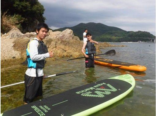 【兵庫・姫路】海の上の散歩!SUP体験