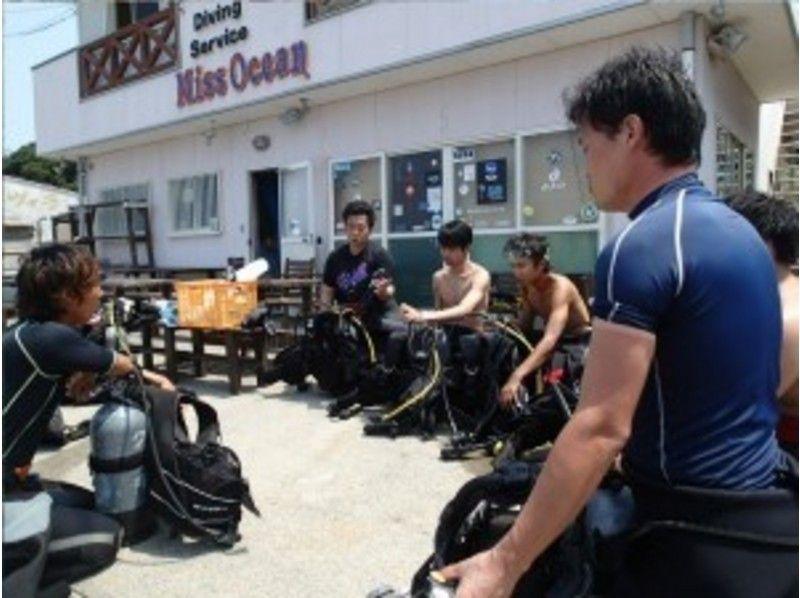 【和歌山/白浜】体験ダイビングで初めての水中世界へ!(ディスカバースクーバダイビングコース)の紹介画像