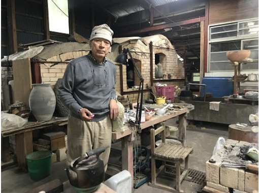【和歌山・周参見】焼き物体験の紹介画像