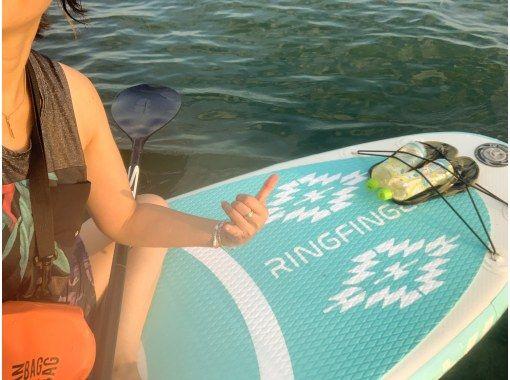 【滋賀・琵琶湖】SUNSET on SUPの紹介画像