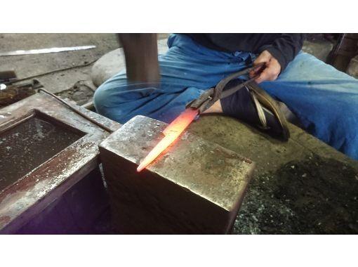 【岐阜・関】刀鍛冶が教える「和包丁作り体験」  ※駅より送迎可能!の紹介画像