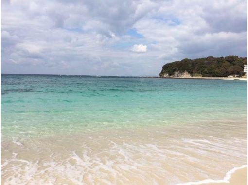 【和歌山・南紀白浜】年齢制限無し!体験スノーケリング♪白良浜の美しいビーチで、のんびり海中観察♪の紹介画像