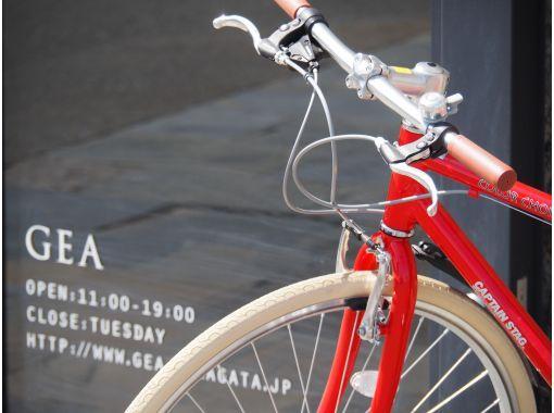【山形・寒河江】女性限定!限定開催!乗馬!グルメランチ!☆レンタルサイクルで行く癒やしツアー☆の紹介画像