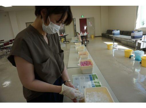 【和歌山・みなべ町】梅ジュース作り体験~簡単に美味しくできる梅ジュース(110ml×2本お持ち帰り)の紹介画像