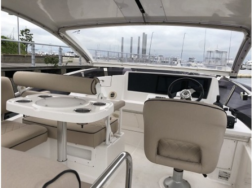 [Chuo-ku, Tokyo] Tokyo-Yokohama Chartered Cruising Sightseeing / Onboard BBQの紹介画像