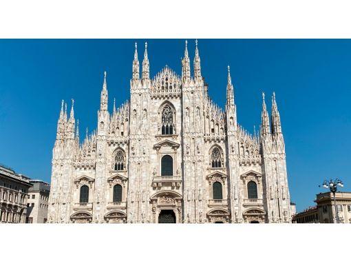 【オンラインツアー】イタリア・ミラノの王道観光スポットとヨーロッパ有数の大きさを誇る月一のナビリオ骨董市へ!