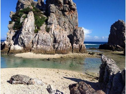 [Okinawa / Izenajima] Online experience! Photo frame decoration with seashells arriving from the islandの紹介画像