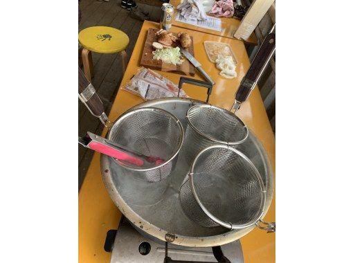 [埼玉县埼玉市] 从市中心1小时即可到达的乡村 用今年新捕捞的小麦在自己的田里制作的面条!! [拉面] 10月23日星期六举行!の紹介画像