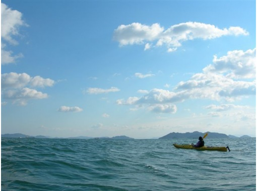 [Hiroshima Fukuyama, Onomichi-Shimanami] sea kayak touring 3day tour course [Meal]の紹介画像