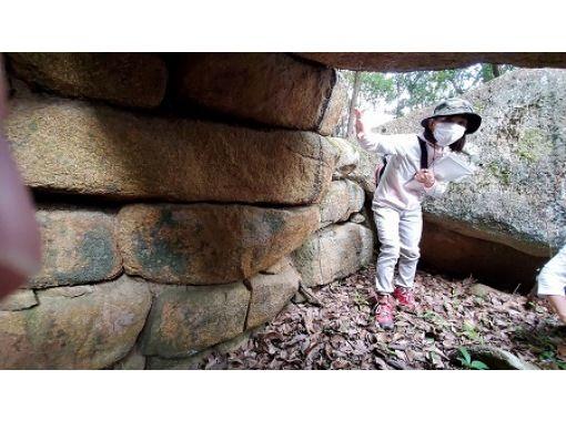 【広島・福山】2021年9月25日・10月18日開催! 福山に西日本最大級の古墳群が!『御領古墳群』でハイキングツアー(約3km・120分)の紹介画像