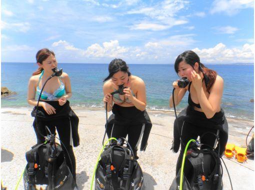 到着当日から参加可能!!【沖縄・本島】ダイビングライセンス取得!最短1.5日でダイバーになれるオープンウォーターコース★