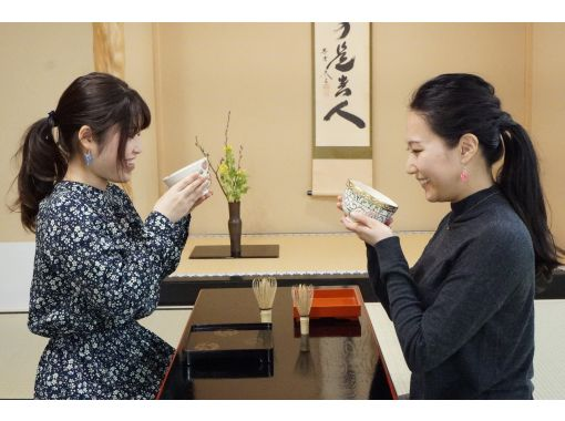 [Online] Tsukimi Tea Ceremony ★ Easy rabbit Japanese sweets & delicious matcha at home ★の紹介画像