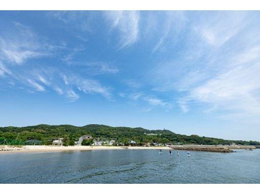 【福岡/福岡市】風靡全球!用源自夏威夷的SUP板巡遊能古島的海!の紹介画像