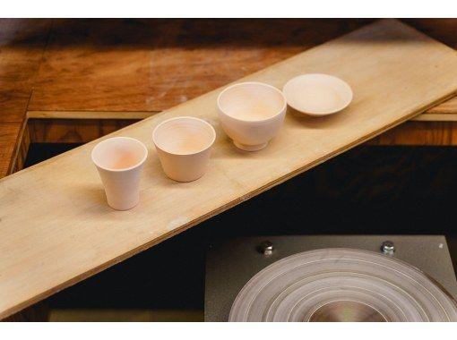 【石川・小松市】多様な九谷焼の成形方法を見学しながら、職人キブンでろくろ体験の紹介画像