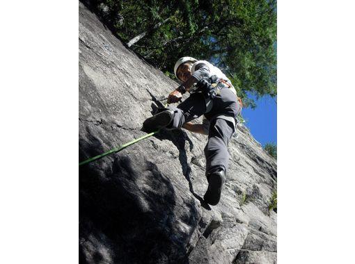【滋賀】★初心者おすすめ★『ロッククライミング』 比良山系 獅子岩(VER-1)