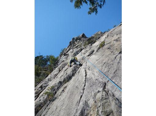 "[Shiga] ★ beginner recommended ★ ""rock climbing"" Hira Mountains Shishiiwa (VER-1)の紹介画像"