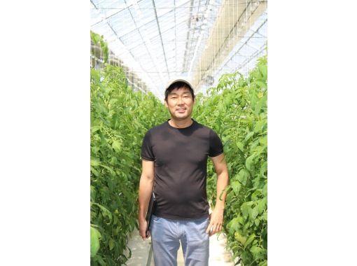 [Ishikawa / Komatsu City] Meet the next-generation farming magician who manipulates temperature, humidity & CO2 with an iPad!の紹介画像