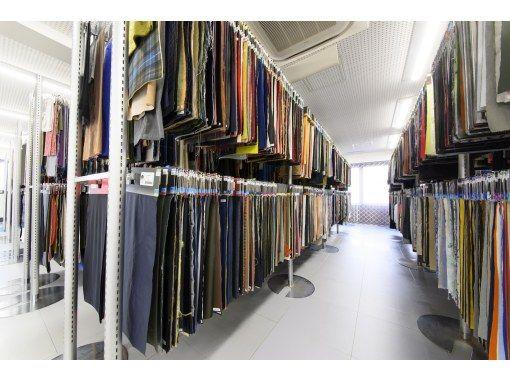 [Ishikawa / Nomi City] A new discovery! Experience the world of fabrics at Komatsu Matereの紹介画像