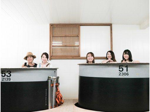 【石川・小松市】日本遺産の石蔵で仕込む、小松の老舗酒造「神泉」で見学 & 飲み比べの紹介画像