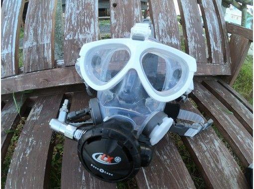 【安心の店舗集合】真栄田岬で満喫!体験ダイビング!魚の餌付け・写真データ付き!レンタル器材は話題の電解水で強力除菌をしております(Dプラン)