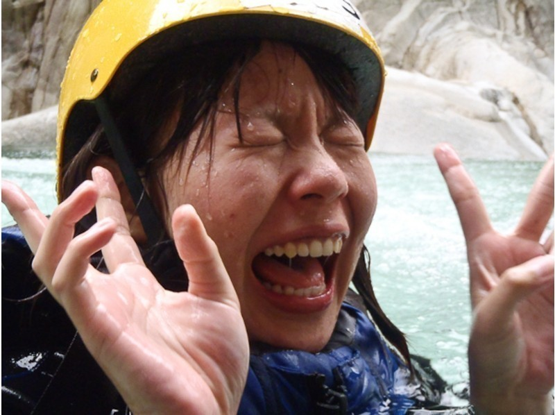 【滋賀】世界でココだけ!キャニオンスイミング 神崎川の紹介画像