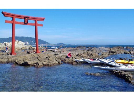【神奈川・葉山 逗子】低学年から参加可!シーカヤック葉山おさんぽツアー