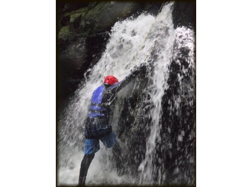 滝登り(シャワークライミング)¥4,000/人[九州 熊本県]