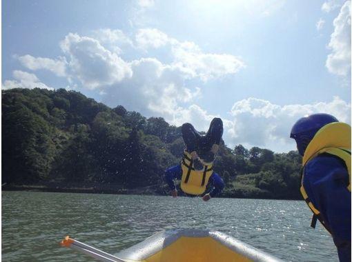 [新潟縣三條]溫柔L. rubellum貝克湖中湖漂流體驗!の紹介画像