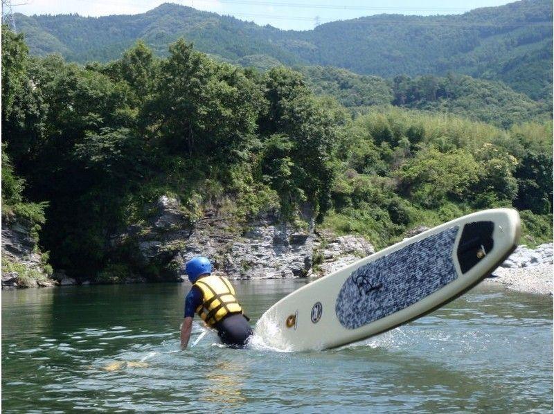 【長瀞SUPクルージング】のんびり水上散歩♪の紹介画像
