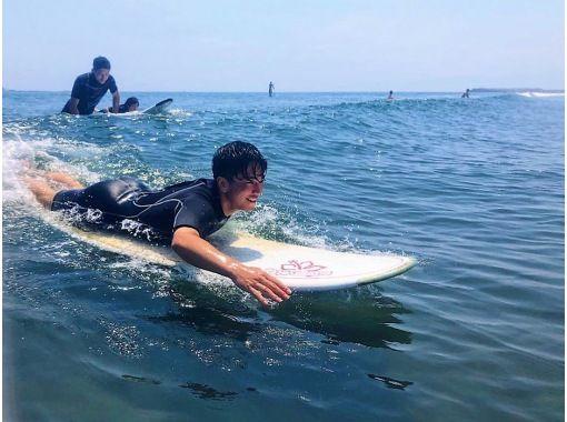 マンツーマンが安全!!春がサーフィンのベストシーズン★貸し切りの日もあるか☝未経験者大歓迎★神奈川県・湘南・茅ケ崎SURF3~4時間スクール