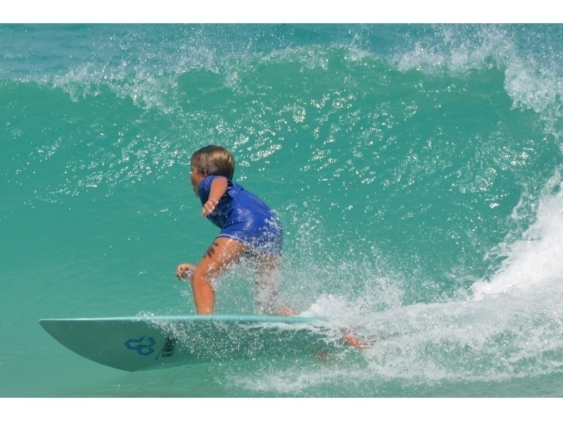 【Shonan · Chikazaki】 For beginners! Introduction image of half-day surfing experience school (4 hour course)