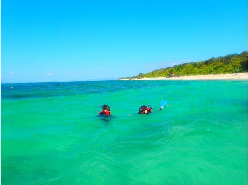 【沖縄・西表島】マングローブSUP&パナリ島ボートシュノーケリングの紹介画像