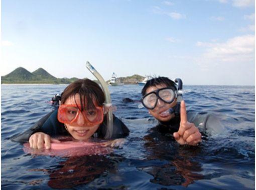 【沖縄・石垣】初めてでも怖くない!気軽に海を覗くシュノーケリングコースの紹介画像