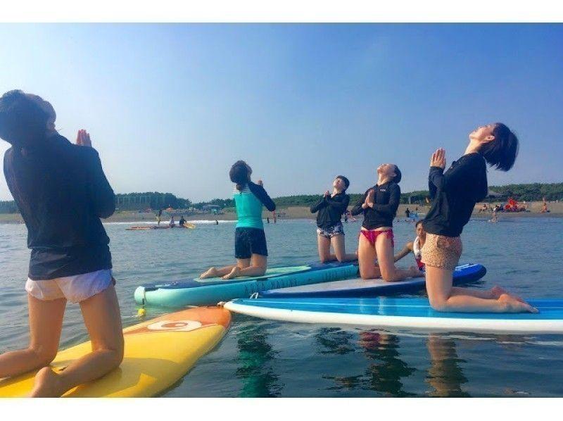[湘南茅崎]初學者!美人魚瑜伽(Sappuyoga)引入圖像的過程中體驗