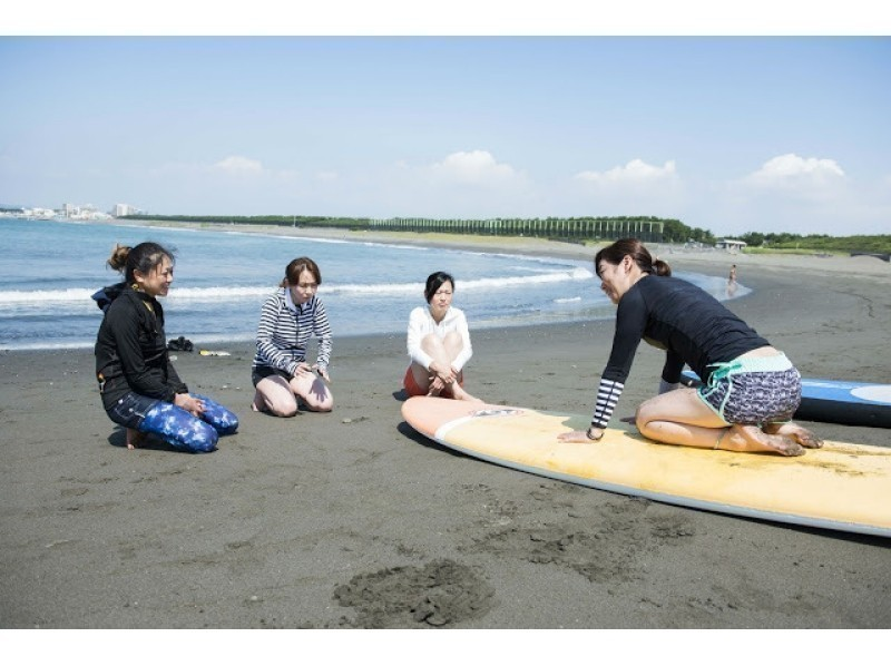 【Shonan · Chikazaki】 For beginners! Introduction image of Mermaid Yoga (Sap Yoga) experience course