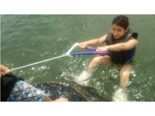 [Osaka / Beginners / Popular Plan] Osaka City! Let's experience wakeboarding! (2 and a half hours)の紹介画像