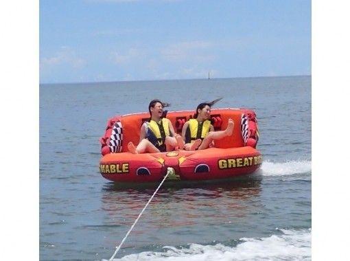 【東海岸プライベートビーチ】迫力満点!アクティブマリン マーブル※オプションでBBQも出来ます!