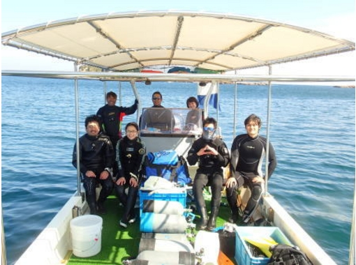[South country Miyazaki ・ Nichinan Kaigan] Tri Scover (experience Diving) [Participant with one piece of swimsuit OK! ]の紹介画像