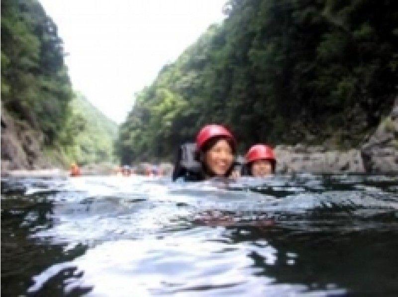 【鹿児島・屋久島】キャニオニング(安房川ツアー)1日コースの紹介画像