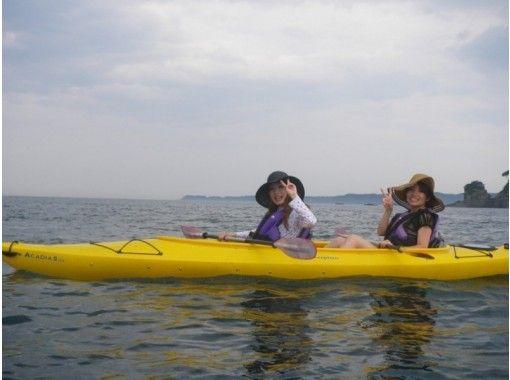 [Wakayama Kushimoto Kii Oshima] Inexperienced / Beginners welcome Uninhabited island exploration tour with pirate legends [Sea kayaking]の紹介画像