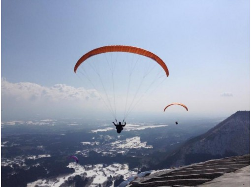 [Shizuoka / Izu] 1000 yen off for each parent and child! Paragliding experience (1 day course) Experience OK from 6 years old!の紹介画像