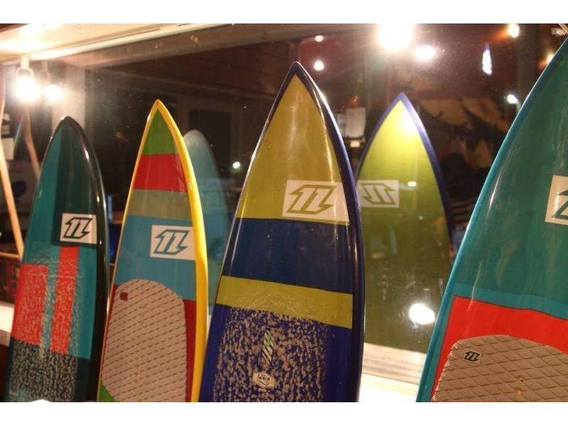 【千葉・岬町太東海岸】サーフィン初心者コースの紹介画像