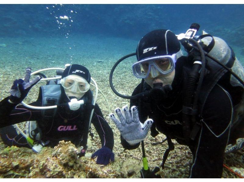 【沖縄・石垣島】ダイビングのライセンス取得!スクーバダイバー講習(3日コース)の紹介画像