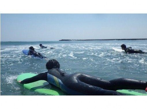 【湘南/千葉/茨城】初挑戦大歓迎!初心者体験サーフィンスクール 一緒にサーフィンを楽しもう